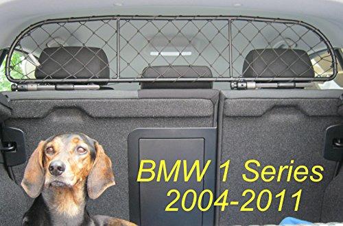 ERGOTECH Trennnetz Trenngitter Hundenetz Hundegitter für BMW 1er - bis 2011