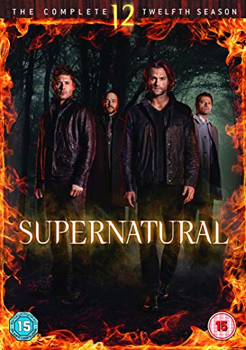 Supernatural Saison 12 (Import langue anglaise)