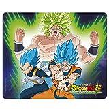 ABYstyle - Dragon Ball Super Broly - Alfombrilla de raton - Goku y Vegeta vs Broly