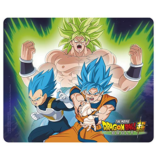 ABYstyle - Dragon Ball Super Broly - Alfombrilla raton