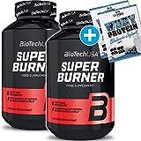 BioTech USA Super Burner 2er Pack, (2 x 120...