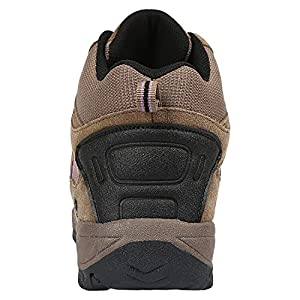 Northside Women's Snohomish-W Hiking Boot, Tan/Periwinkle, 7.5 M US