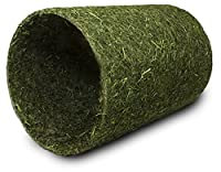 The original and the best hay roll An extra thick parchment roll coated inside and out with delicious meadow hay Ideal added daily to your pet's main diet Measures approx 30cm x 21cm dia Made only from 100% natural ingredients Age range description: ...
