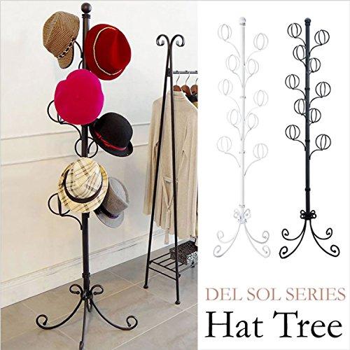 宮武製作所『DELSOL(デルソル)帽子ツリー』