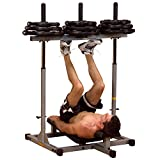 Alek...Shop Vertical Leg Press Machine Steel Home Gym Weight Bench Workout Plate Loaded Quad Glutes...