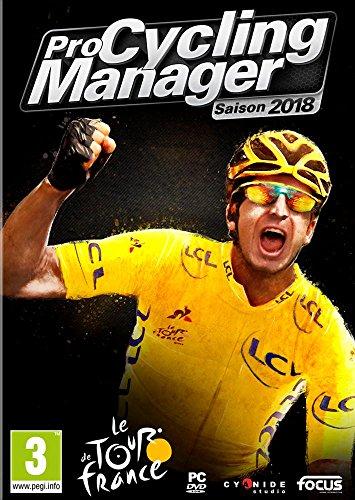 Pro Cycling Manager 2018 [Importación francesa]
