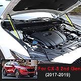 Xukey Copertura di ricambio per cofano anteriore auto, asta idraulica, molla a gas, supporto ammortizzatore, accessori per CX-5 CX5 KF 2017 2018 2019 2020