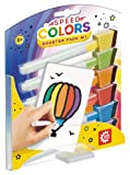 Speed Colors Booster Pack, Extension de Cartes et stylos de Rechange