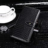 Case Compatible with Oukitel U7 Max,Leather Flip Case with
