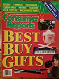 Consumer Reports December 1992 - Special Holiday Issue: Best Buy Gifts - Juicers, Cameras, Keyboards, Stereo Gear, Phones, Remotes, Gold Jewelry, Microwave Ovens