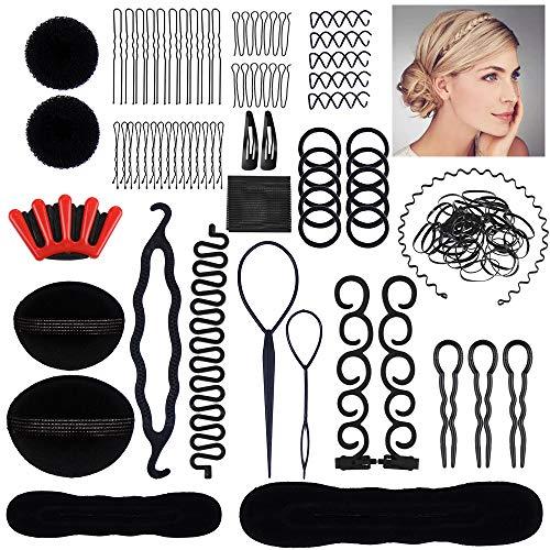 Lictin -   Haare Frisuren Set