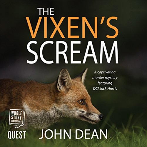 The Vixen's Scream audiobook cover art