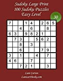 Sudoku Large Print for Adults – Easy Level – N°30: 100 Easy Sudoku Puzzles – Puzzle Big Size (8.3x8.3) and Large Print (36 points) (Sudoku Large Print - Easy)