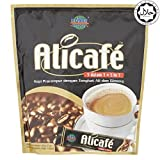 Power Root Alicaf 5 in 1 Tongkat Ali & Ginseng Coffee 600g (628MART) (Premix, 1 Count)