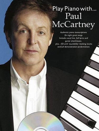 Play Piano With Paul McCartney + CD