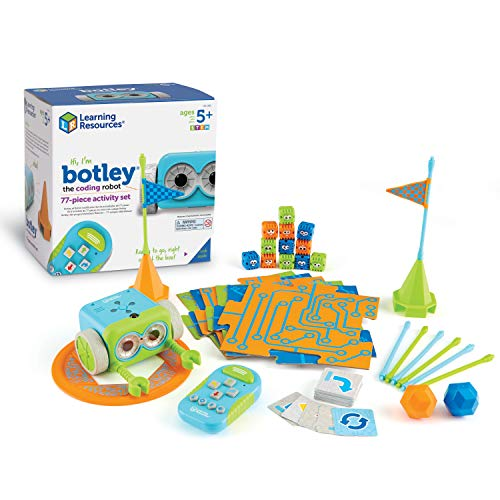 Product Image of the Learning Resources Botley the Coding Robot Activity Set, Homeschool, Coding...