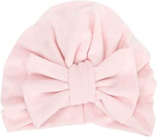 Baby Turban Geeignet f/ür alle Jahreszeiten Baumwolle Elastische Cap Mehrfarbig Turban kann f/ür den Alltag verwendet werden #1 0-8 Jahre Kopfzubeh/ör f/ür fast Babys LAEMALLS 6 St/ücke Baby M/ütze