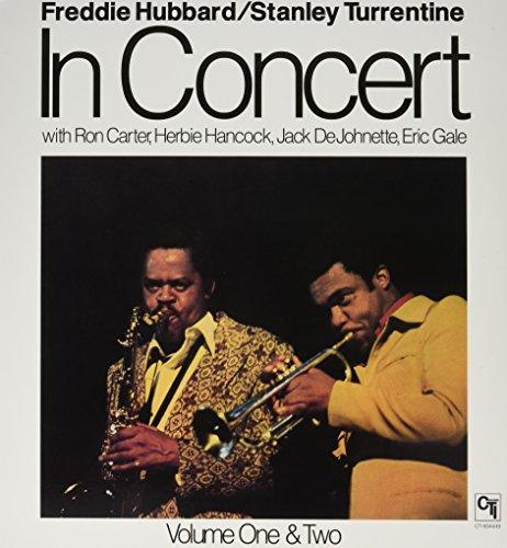 Hubbard,Freddie & Stanley Turrentine: In Concert [Vinyl LP] (Vinyl)