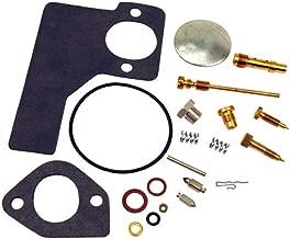 Karts and Parts Briggs & Stratton 252707-0631 to 0687 Carburetor Carb Rebuild Kit