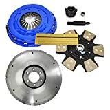 EFT STAGE 3 CLUTCH KIT+HD FLYWHEEL FOR JEEP CHEROKEE GRAND XJ ZJ WJ WRANGLER TJ 4.0L