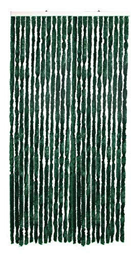 VERDELOOK Tenda Ciniglia da Sole 120x230 cm, Verde, Fili: 28