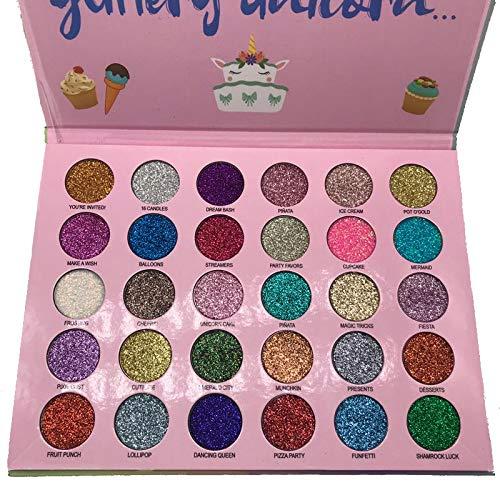 Abelyn Long trend rank Lasting Glitter Eyeshadow Japan Maker New Makeup Colors Palette H 30