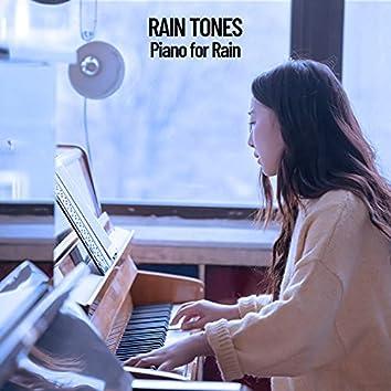 Rain Tones: Piano for Rain
