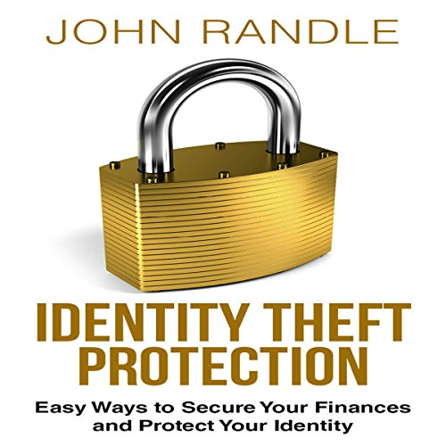 Identity Theft Protection audiobook cover art
