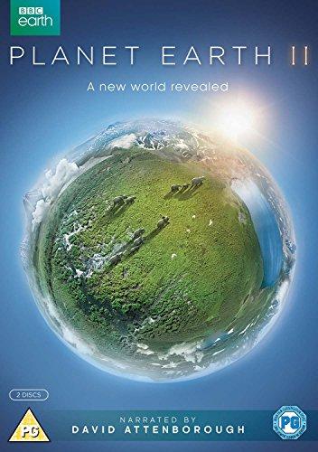 Planet Earth II [DVD] [2016]