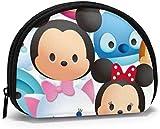 Bernice Winifred Mi-ckey Mo-use Stitch Pooh Monedero para mu