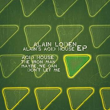 Alain's Acid House EP