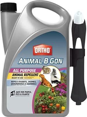 Ortho 0489810 Animal-B-Gon Animal Repellent 1 Gallon