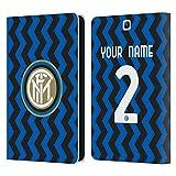 Head Case Designs sous Licence Officielle Inter Milan Coutume Personnalisé Home 2020/21 Crête Kit...