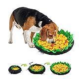 FEimaX Snuffle Mat para Perros, Alfombra Olfativa Perro Alfombrilla de Entrenamiento Dispensador de Comida Juguete Inteligente Interactivo para Perros Gatos Mascotas