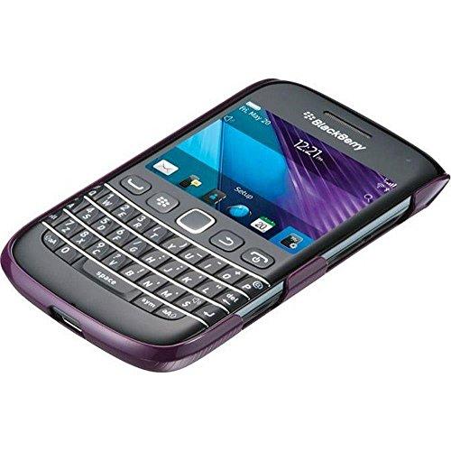 Blackberry ACC-41836-205 Hard Shell Case für Bold 9790 lila