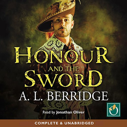 Honour And The Sword audiobook cover art