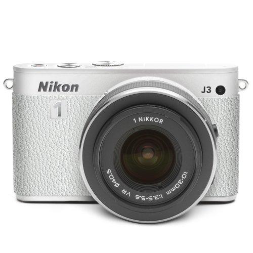 Japan Hobby Tool Nikon1 J3 張り革キット Nikonタイプ 4308 ホワイト