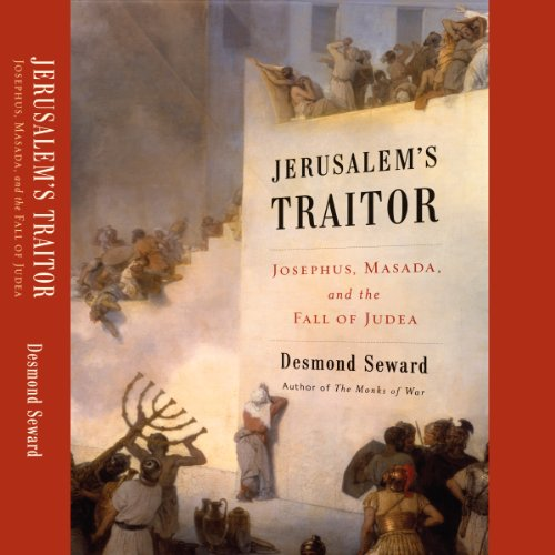 Jerusalem's Traitor audiobook cover art