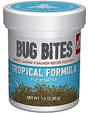Fluval Bug Bites GRÁNULOS FÓRMULA Tropical 45gr (0.6-1,2mm)