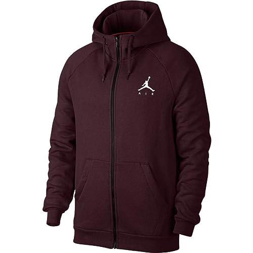 6a61ac76b42201 Jordan Jumpman Air Men s Fleece Full-Zip Hoodie