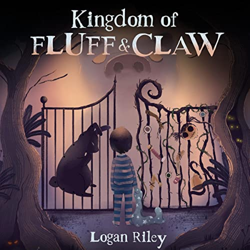 The Kingdom of Fluff and Claw Audiobook By Logan Riley cover art