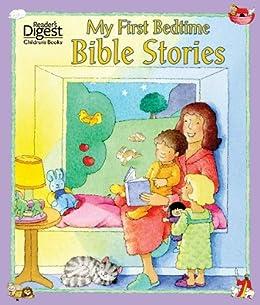My First Bedtime Bible Stories by [Anna Jones]