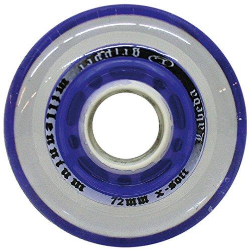 Labeda - Labeda Millenium Rollen - ITAK-71606-44283 - Blau, 80mm, X-Soft