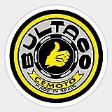 Bultaco Pursang - Sticker Graphic - Car Vinyl Sticker Decal Bumper Sticker for Auto Cars Trucks