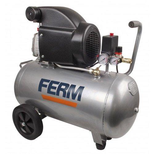 FERM compressor 1500 W – 2 HP – max. 8 bar.
