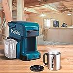 Makita-DCM501Z-macchina-per-il-caffe-18-V
