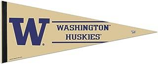 WinCraft NCAA 64601010 University of Washington Premium Pennant, 12