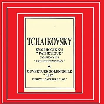 "Tchaikovsky - Symphonie Nº 6 - Overture Solennelle ""1812"""