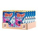 Bref Blue Active Floral Colgador WC - Pack de 10 unidades