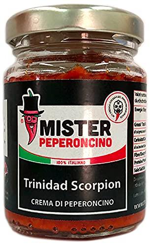 Trinidad Moruga Scorpion - Crema piccante (90 gr) - Mister Peperoncino